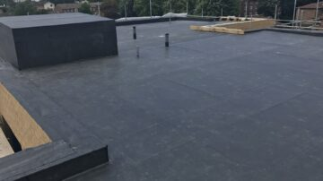 EPDM Rubber Roofing in Riddlesden