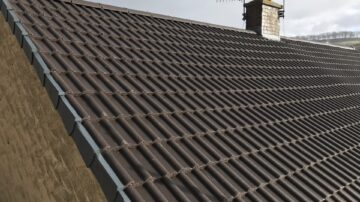Tiled Roofing Installers Thorlby