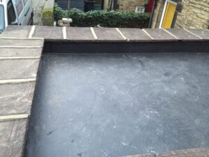 Flat Roofing in Riddlesden