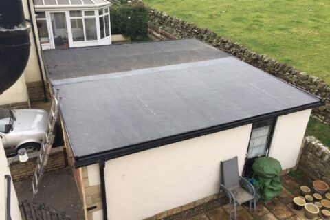 Flat Roof Installer in Riddlesden