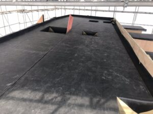 Flat Roofing near to Cleckheaton
