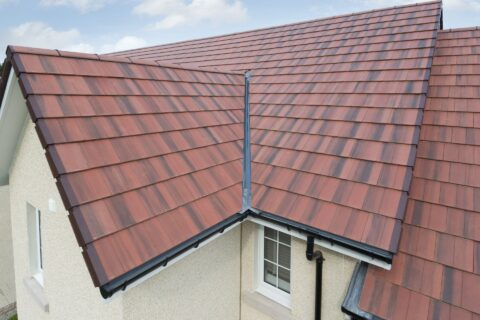 Thorlby Terracotta Tiled Roofing