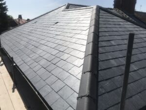 Slate Roofing Fitters in Thornton