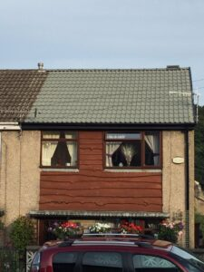 Tiled Roofing near me Thorlby