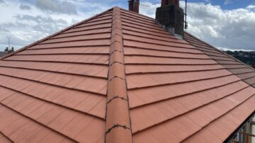 Fit a tiled roof in Thorlby