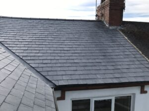 Slate Roofing Installers in Thornton