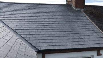 Slate Roofing Installers Halifax