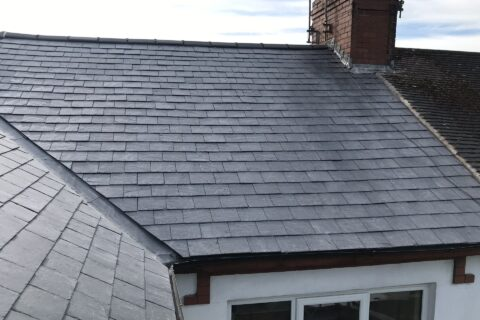 Slate Roof Installer in Halifax