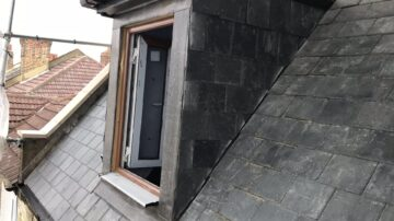 Fit a slate roof in Halifax