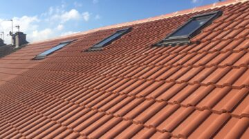 Tiled Roofing Experts in Thorlby